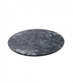 블랙 대리석 (상판만) / 600파이 (단종)