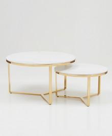 루시아골드 테이블 set